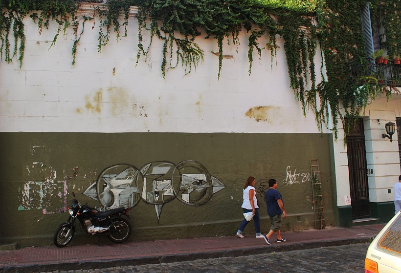 street art and public space take over in san telmo in buenos aires